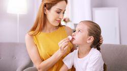 Nasenbluten bei Kindern - die Blutung schnell und mühelos stillen