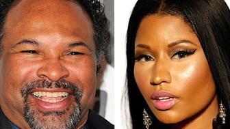 Geoffrey Owens and Nicki Minaj