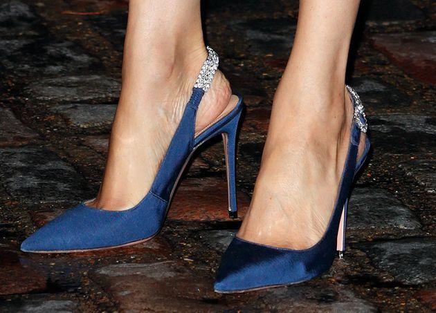 Looks We Love: Meghan Markle's Matching Blue