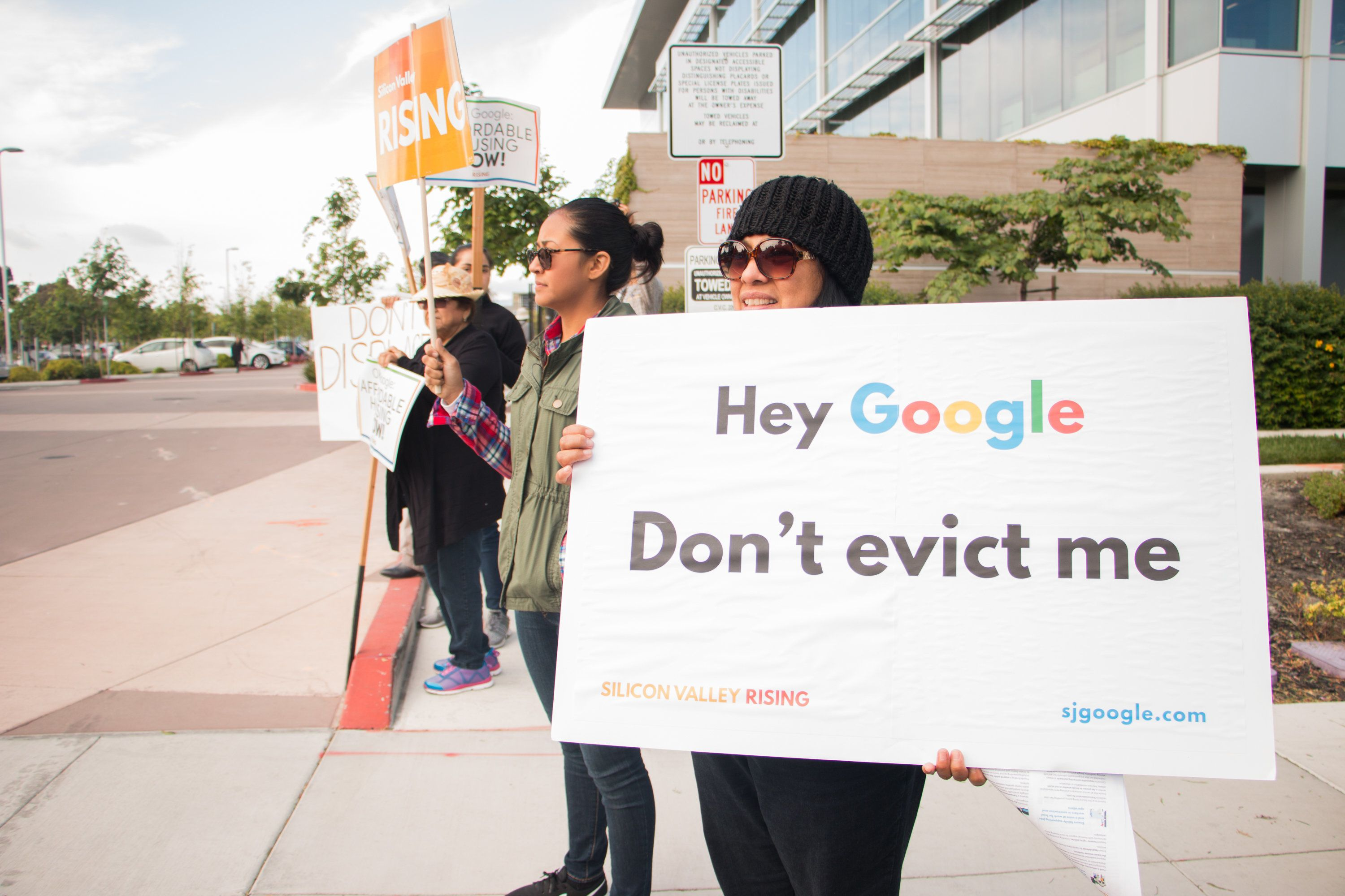 Google Sets Its Sights On One Of Silicon Valley's Most Diverse Cities And Residents Are