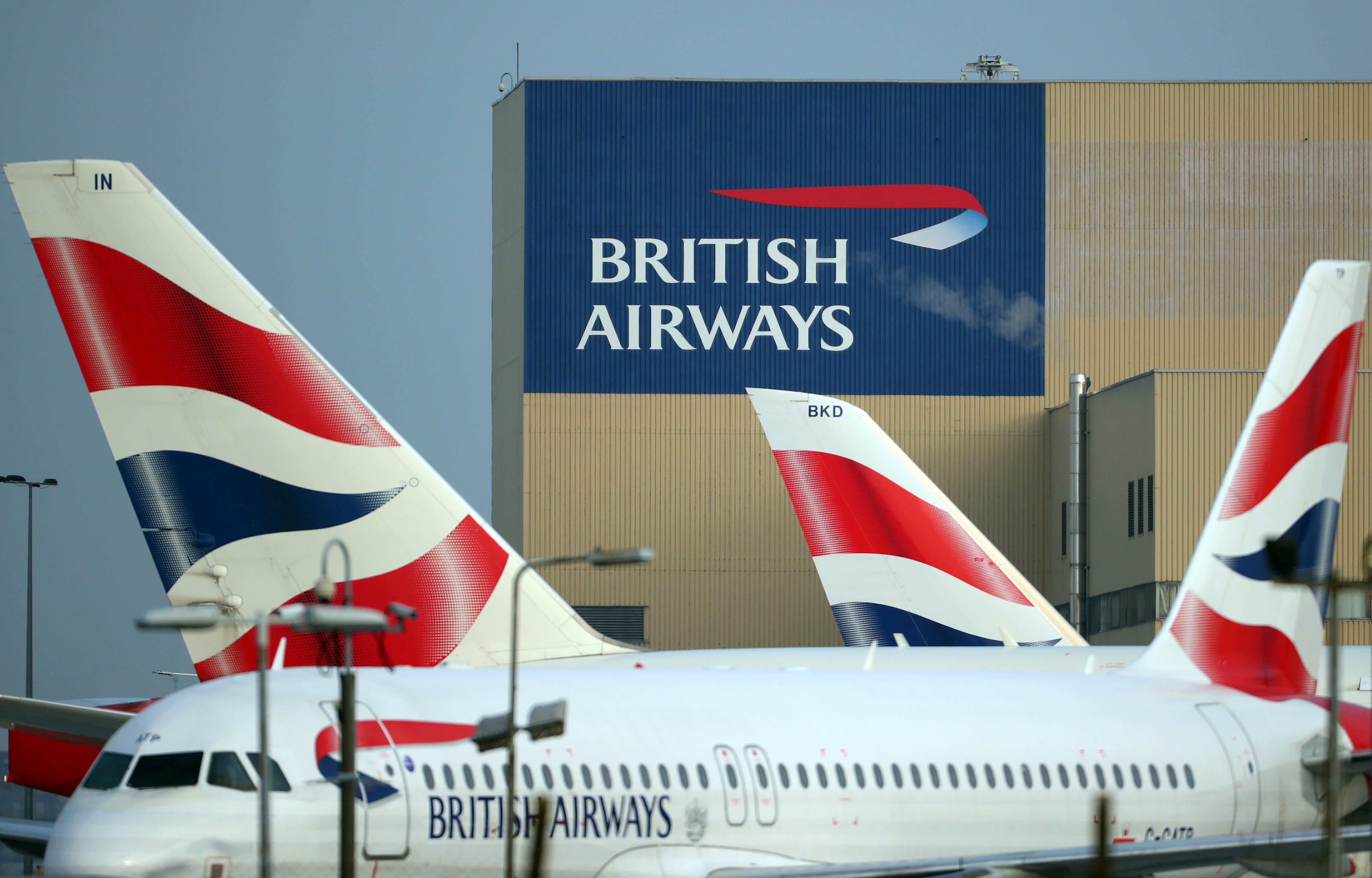 British Airways Website And Mobile App
