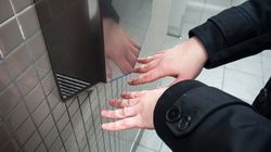 Hand Dryers Are Blasting E-coli And Faeces Particles Around Bathrooms, Study