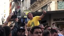 Brazil Presidential Candidate Stabbed At