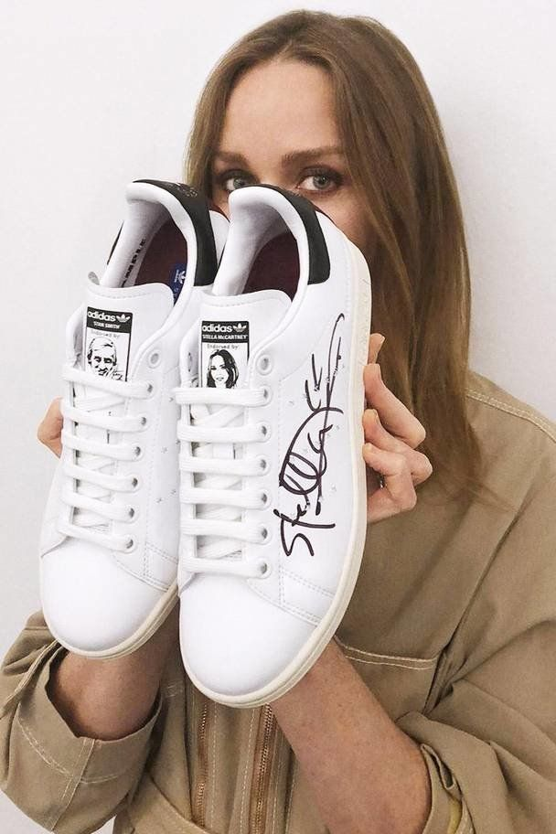 Vegan Stan Smiths And 5 Other Vegan Trainers To