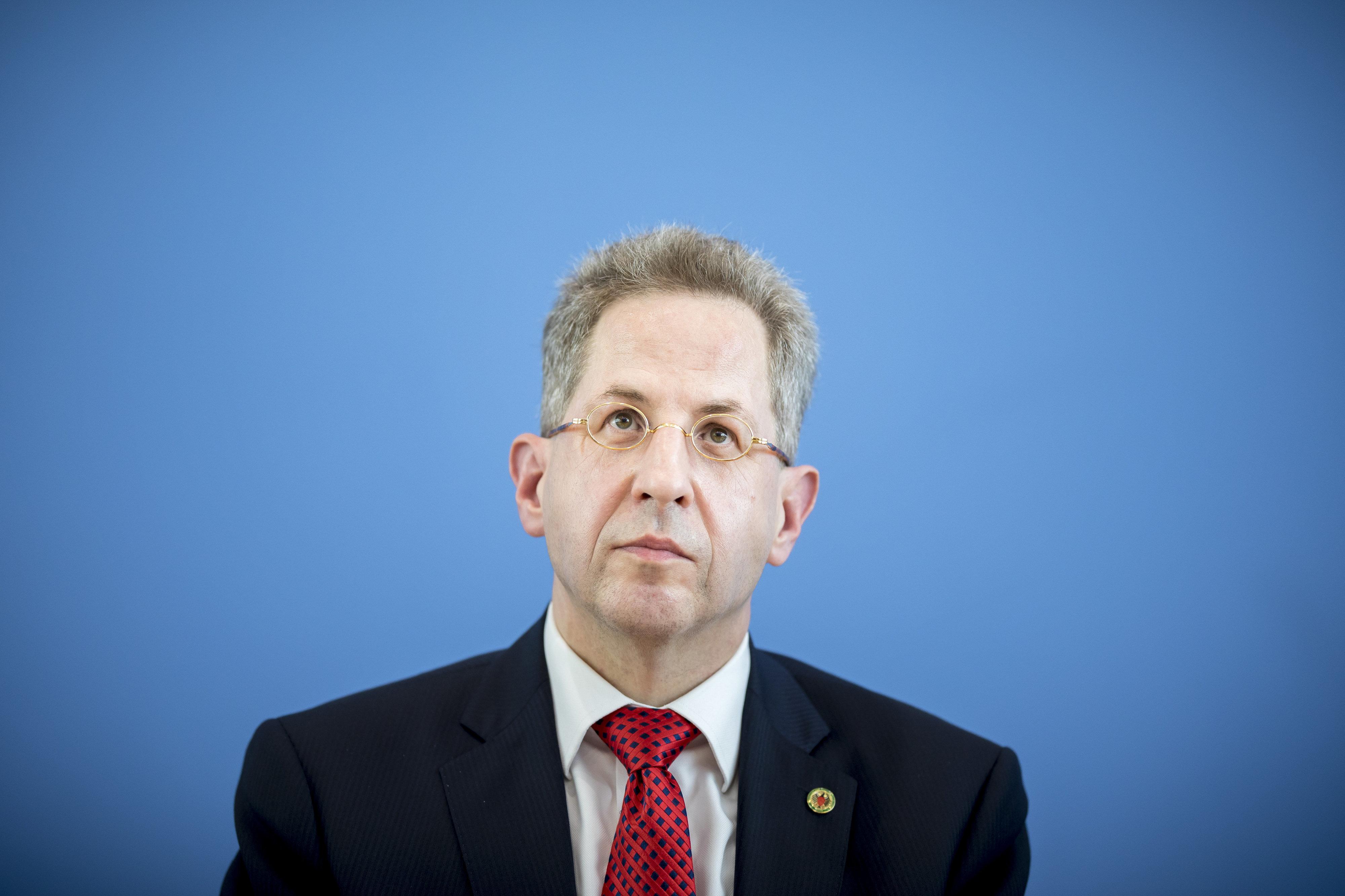 Hans-Georg Maaßen wird zu Deutschlands oberstem