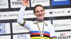 Olympiasiegerin Kristina Vogel ist nach Unfall