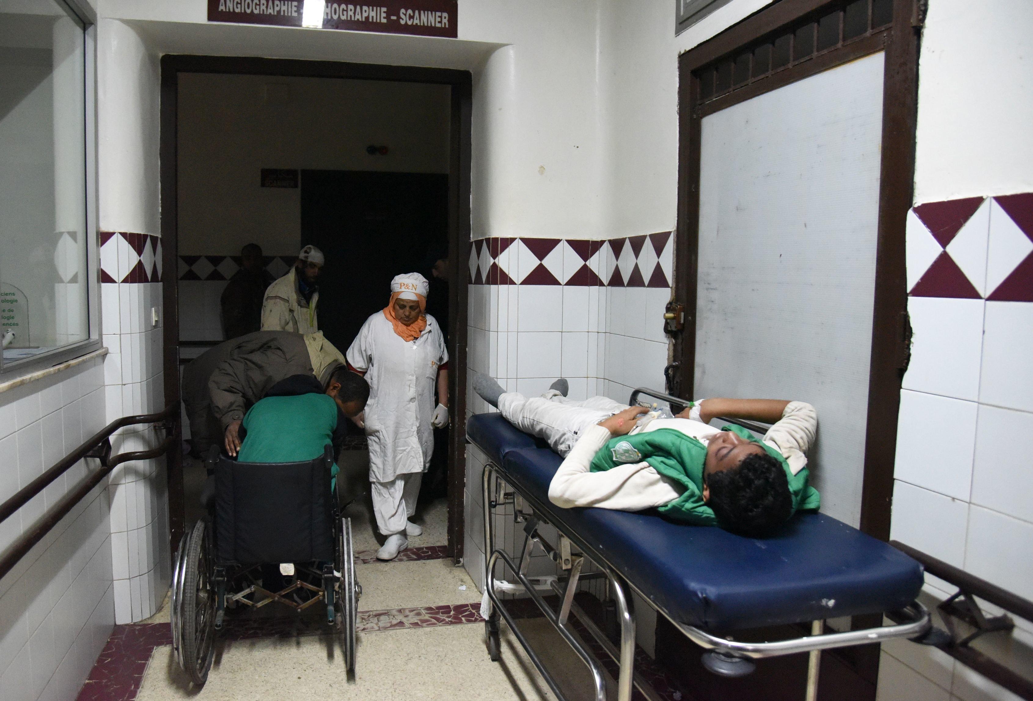 Le ministère de la Santé dément l'existence d'un cas de choléra à
