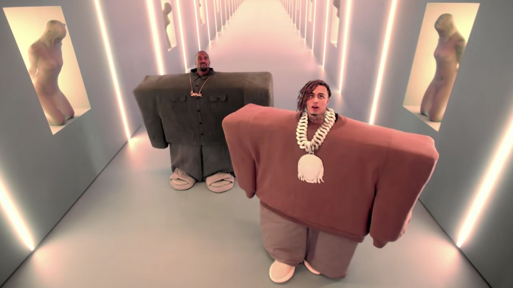 Your Such A Roblox Nerd Lyrics - Kanye West Lil Pumps New Song Youre Such A Fking Ho