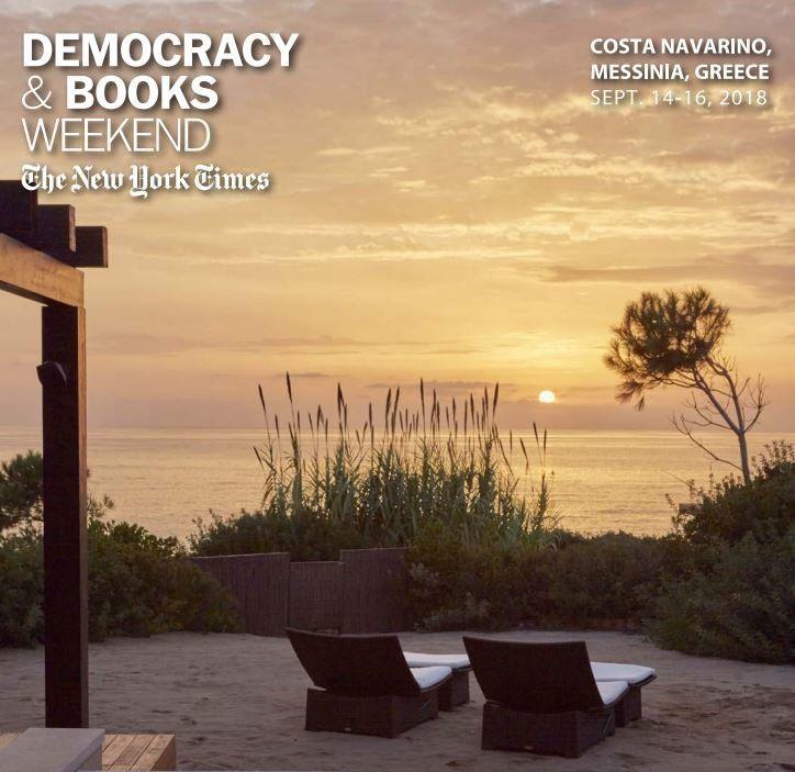 Δημοκρατία και Βιβλίο στο