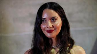 Actor Olivia Munn poses at the premiere of The Predator during the Toronto International Film Festival (TIFF) in Toronto, Ontario, Canada September 7, 2018. REUTERS/Mario Anzuoni