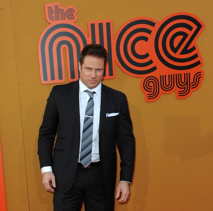 Actor Steve Wilder arrives for the Premiere Of Warner Bros. Pictures' 'The Nice Guys' held at TCL Chinese Theatre on May 10,