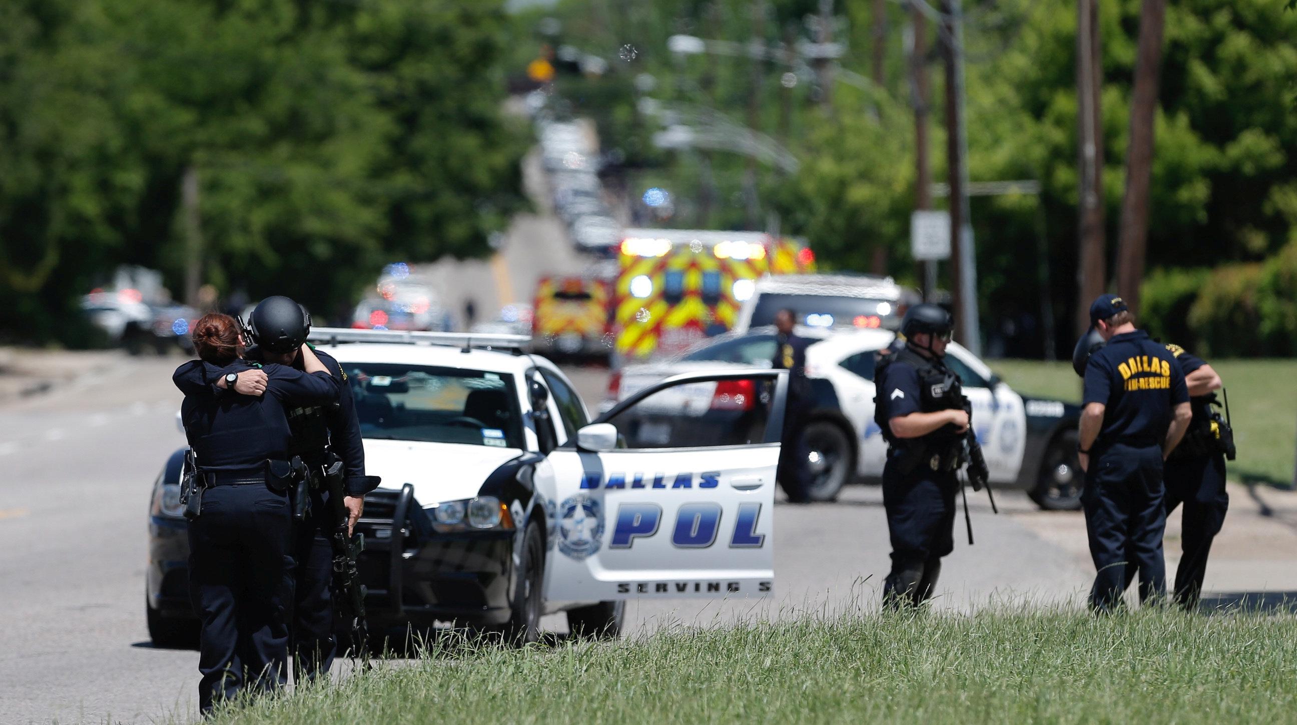 ΗΠΑ: Αστυνομικός μπήκε σε διαμέρισμα που νόμιζε ότι ήταν δικό της και σκότωσε τον άνδρα που βρήκε
