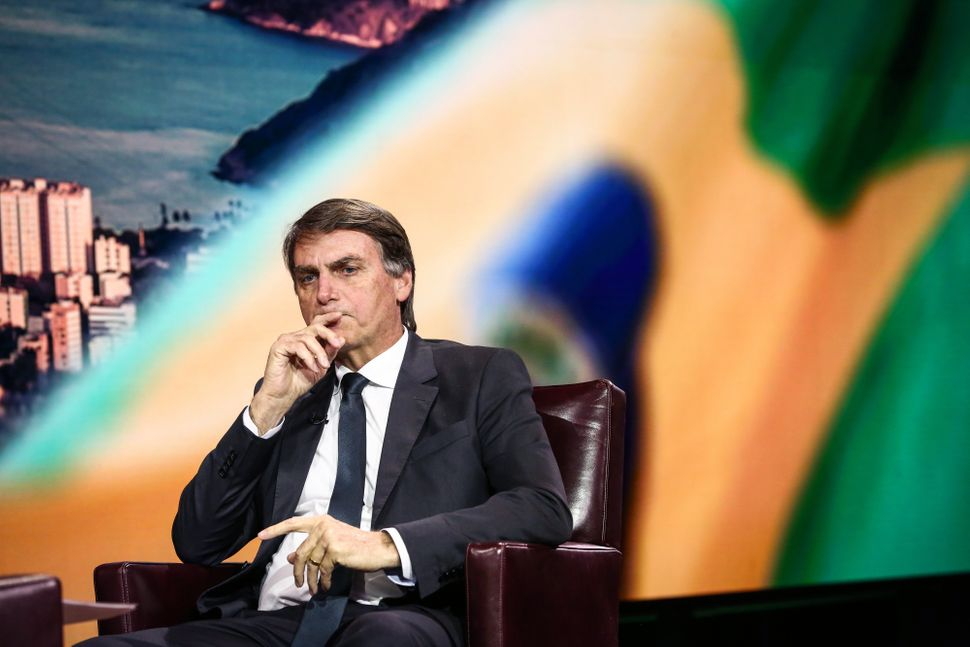 Jair Bolsonaro, a Brazilian federal congressman and leading presidential candidate, was stabbed during a campaign rally on Th