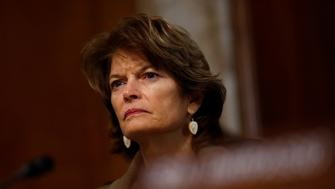 Chairwoman Lisa Murkowski (R-AK) speaks during a hearing of the Senate Committee on Energy and Natural Resources on Capitol Hill in Washington, U.S. March 13, 2018. REUTERS/Eric Thayer
