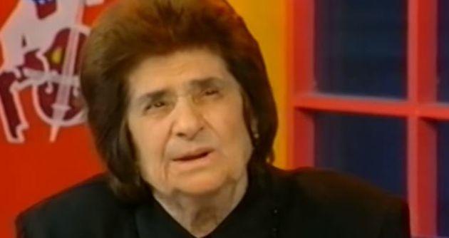 Πέθανε η τραγουδίστρια 'Αννα Σαρρή