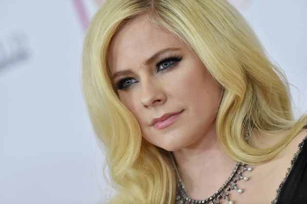 Avril Lavigne arrives at the Race to Erase MS Gala at in Beverly Hills in April. She announced on her...