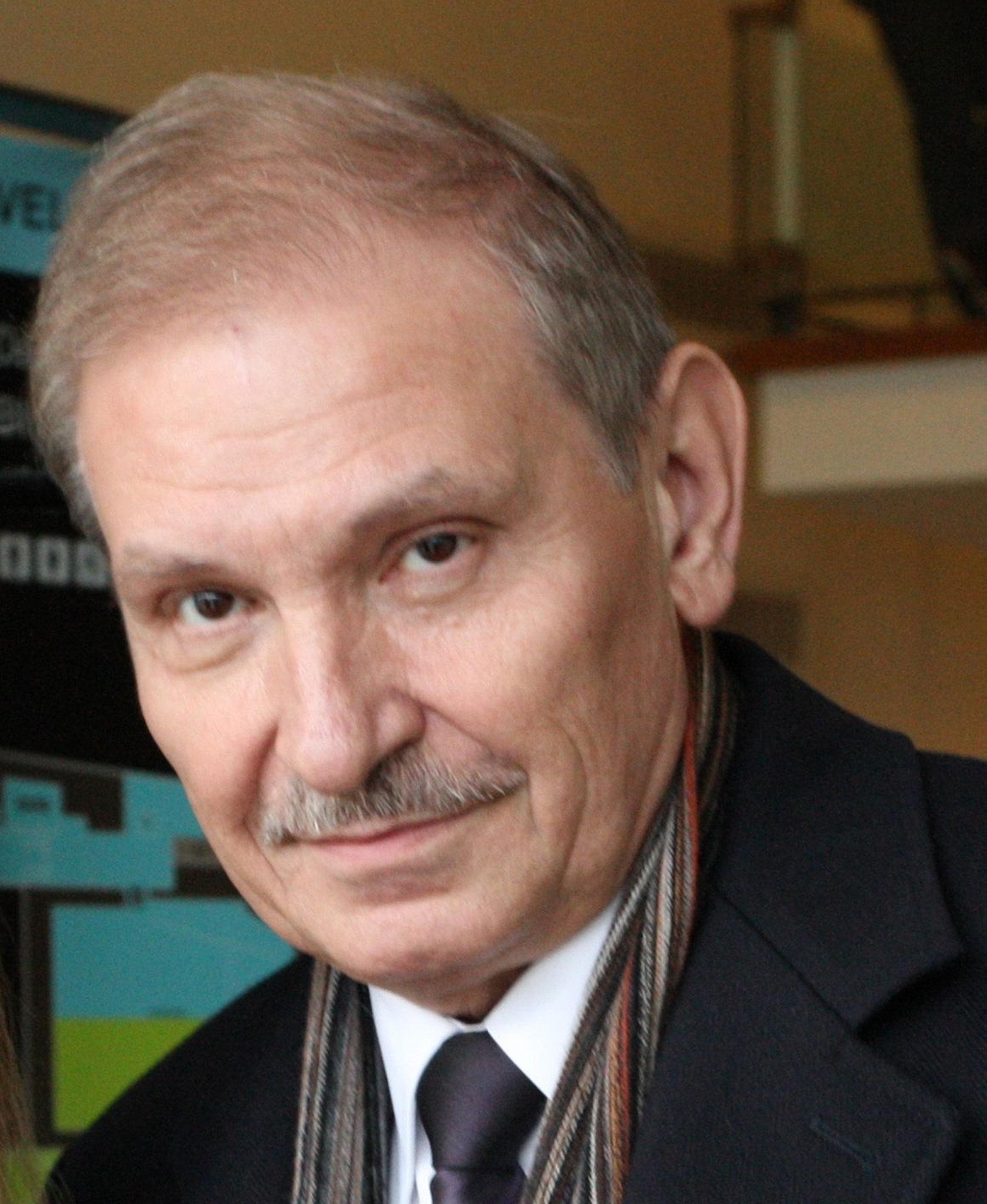 Glushkov was found dead in March this