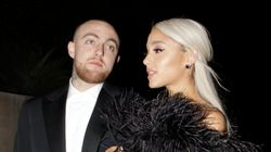 Ariana Grande Posts Sweet Photo Of Mac Miller After His