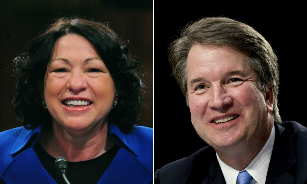 Opinion | Yale's Endorsement Of Brett Kavanaugh Reveals The Legal Establishment's True