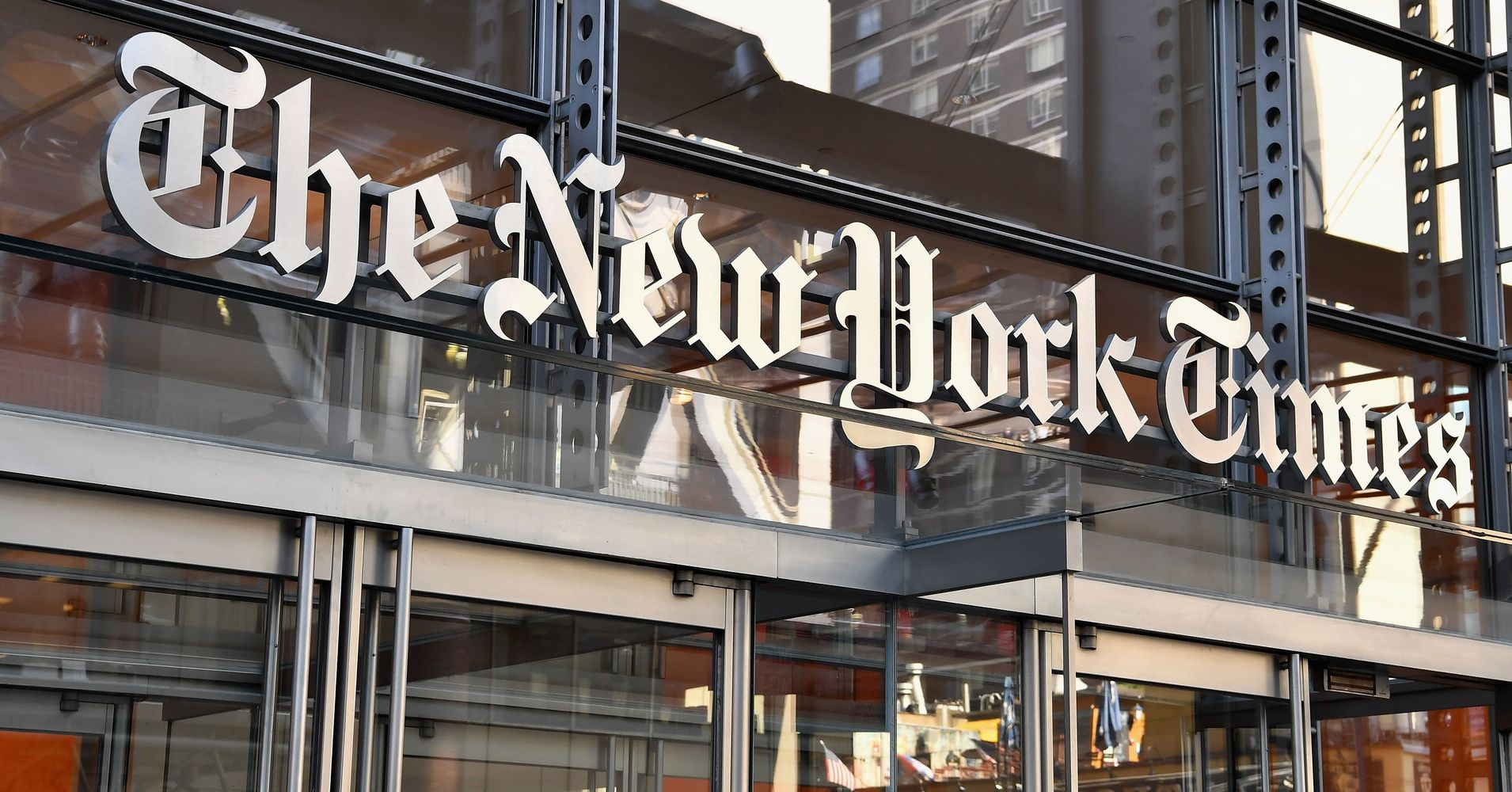 Westlake Legal Group 5b933f56190000350e503ae7 New York Times Apologizes For Antisemitic Cartoon In International Edition