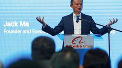 Jack Ma, l'emblématique président du chinois Alibaba, annonce sa