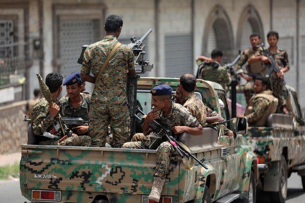 Jemens Polizei in