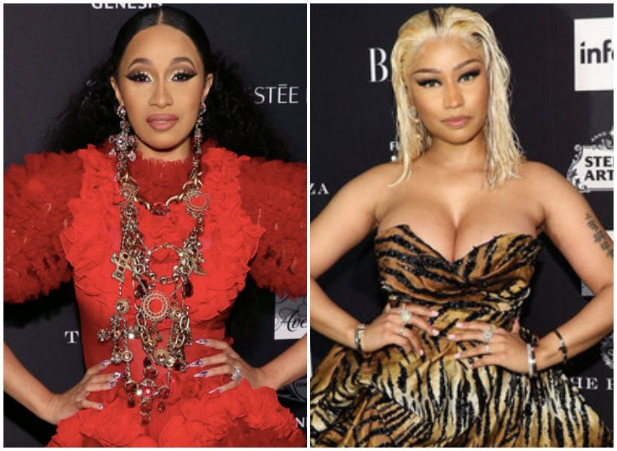 Cardi B Shares Thinly-Veiled Instagram Post Amid Reports Of An Altercation With Nicki