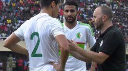 CAN 2019: l'Algérie concède un nul face à la Gambie (1-1) pour la première de