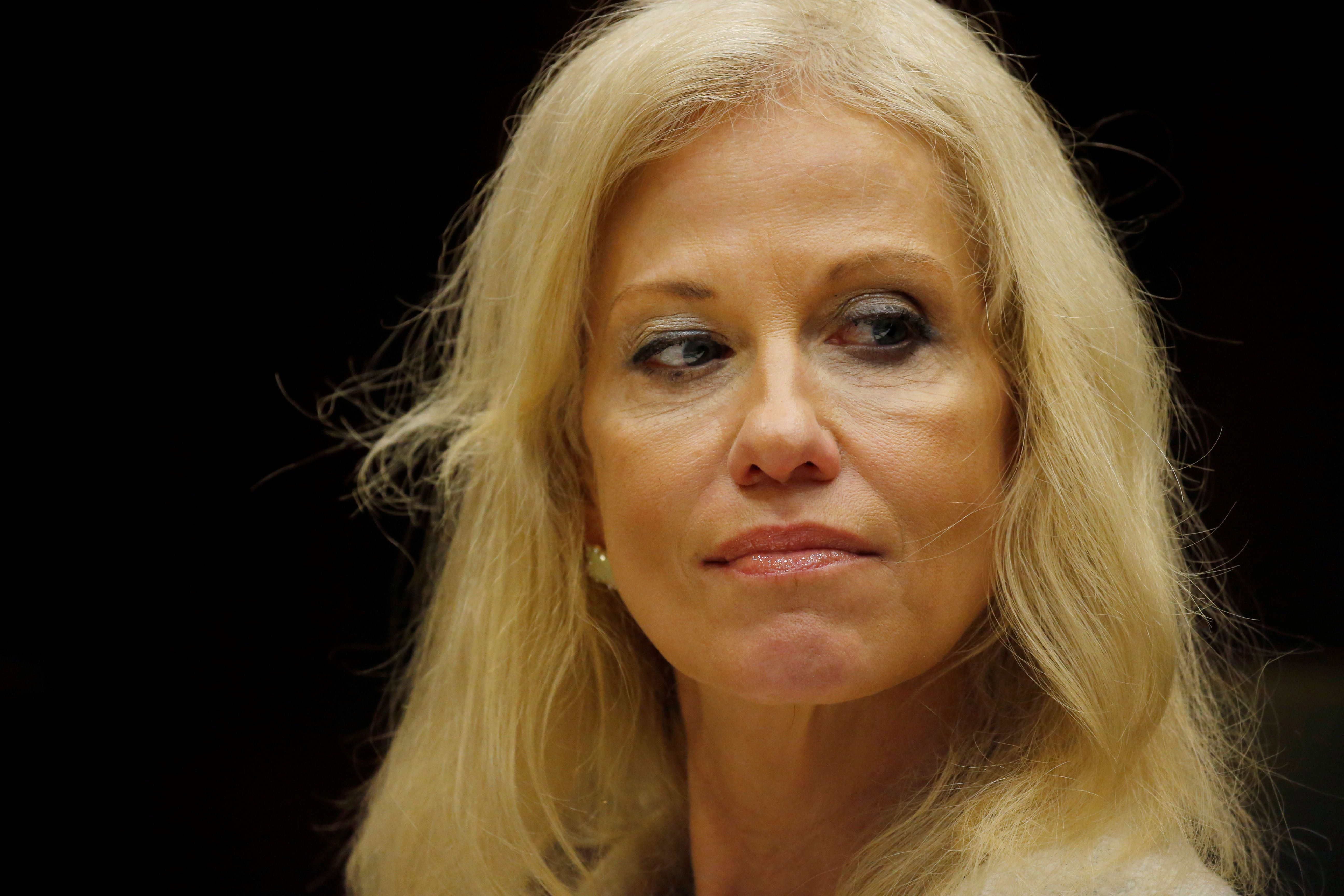 Kellyanne Conway: Trump Believes Op-Ed Writer Is In National Security