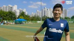 박문성 해설위원이 흔한 조기축구회 경기를 중계하러 나온