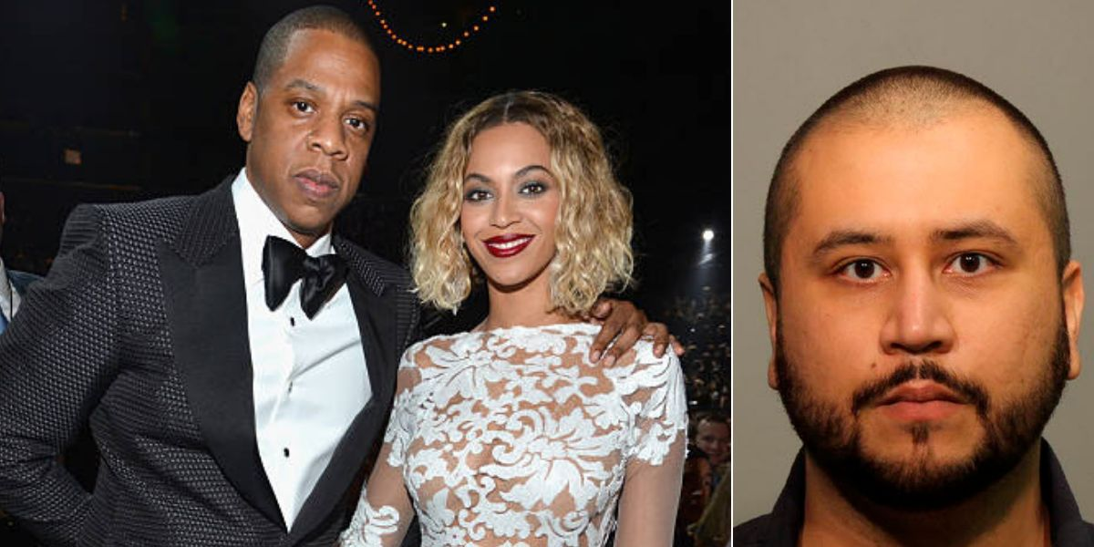 Beyoncé, Jay-Z Allegedly Threatened By Trayvon Martin Shooter George Zimmerman