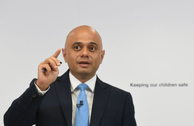 Home Secretary Sajid Javid Rebukes Boris Johnson Over 'Suicide Vest'