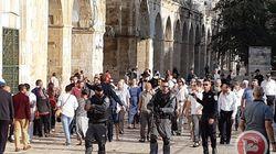 258 Israéliens, dont un ministre, ont envahi Al Aqsace matin