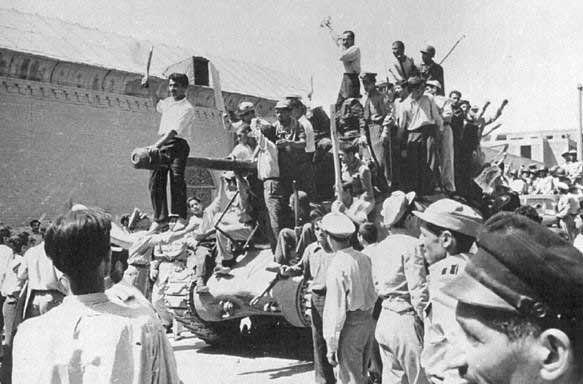 Το πραξικόπημα στο Ιράν...