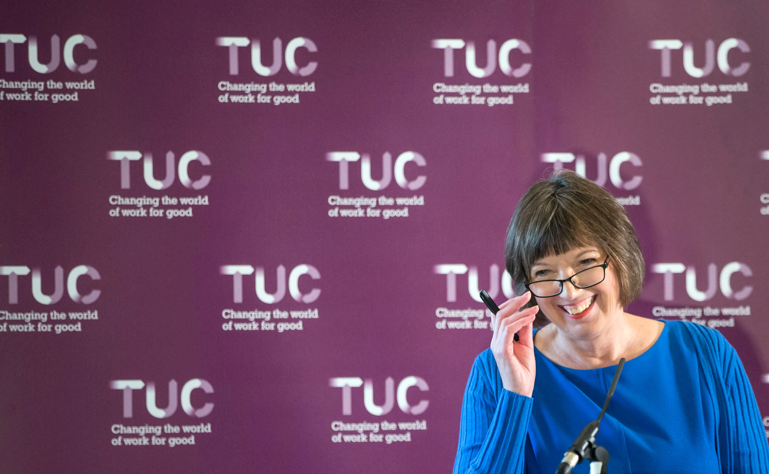 TUC general secretary Frances