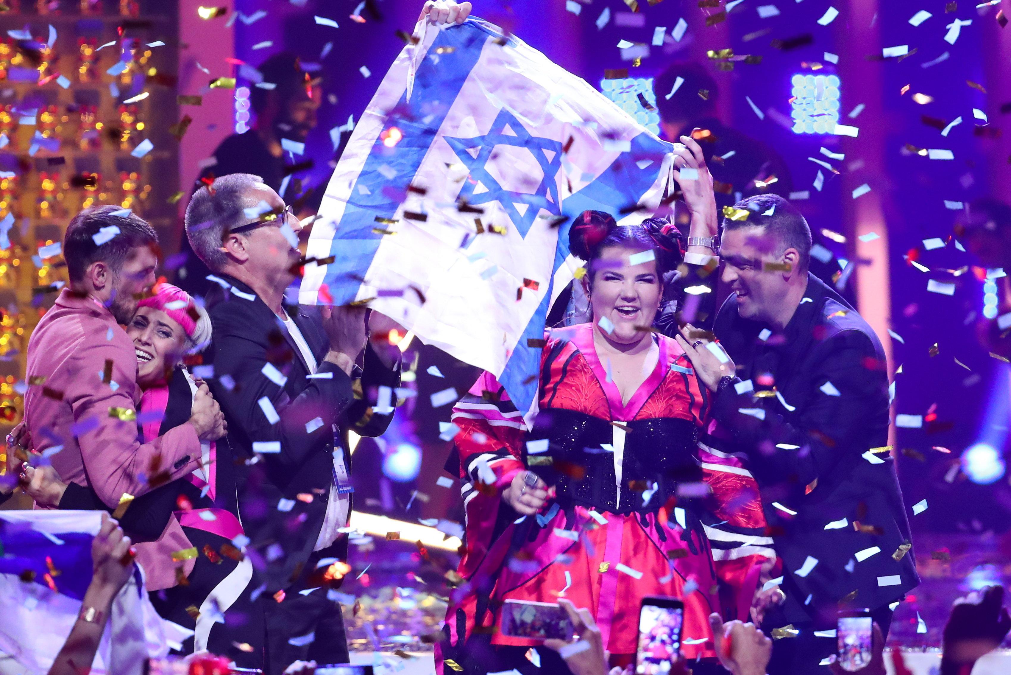 140 καλλιτέχνες από την Ευρώπη (και όχι μόνο) θα μποϊκοτάρουν την Eurovision 2019 εάν γίνει στο Ισραήλ