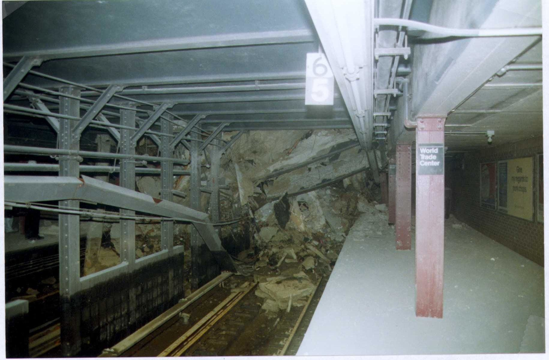 New York subway station buried by 9/11 open again
