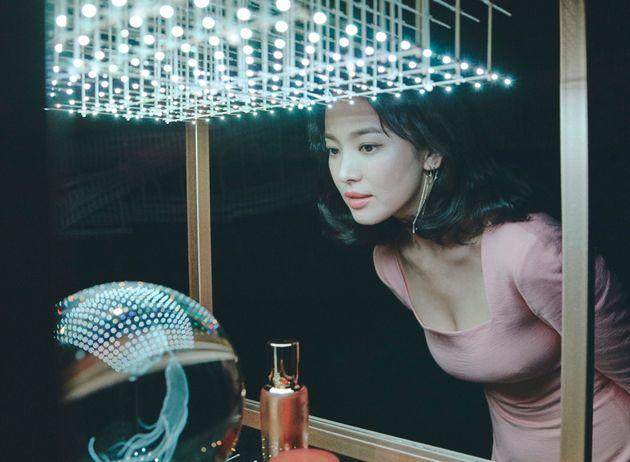 한국의 대표격인 이 브랜드는 세계의 여배우들을 모이게
