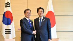 문대통령의 위로 트윗에 일본 네티즌들이 사과 댓글 다는