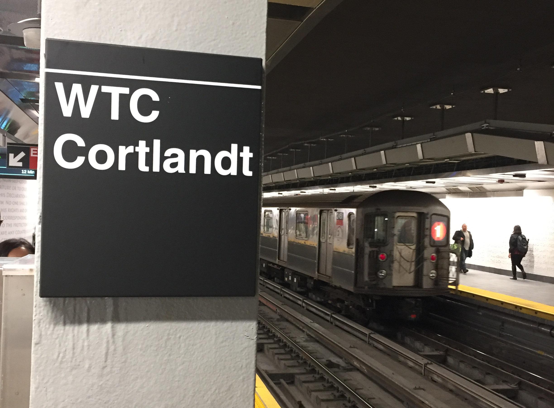 9·11테러로 폐쇄됐던 뉴욕 지하철역이 다시 문을
