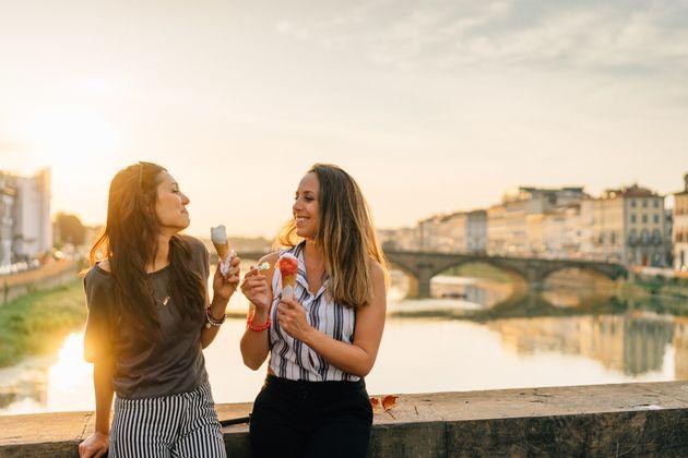 Φλωρεντία: Οι τουρίστες θα πληρώνουν πρόστιμο αν...τρώνε στον
