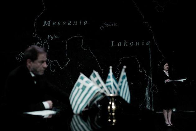 Τα «Μαθήματα Πολέμου» του Δημήτρη Λιγνάδη επιστρέφουν και ανακοινώνουν Δεύτερο