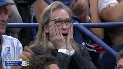 Please Enjoy This Footage Of Meryl Streep Reacting To The US