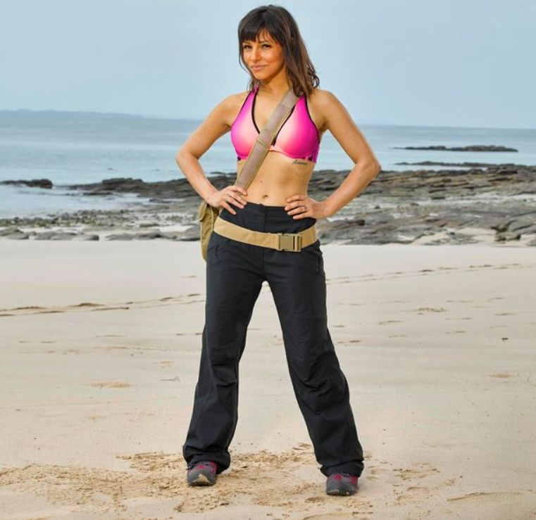 Roxanne Pallett Quits 'Celebrity Island' After Campfire Triggers Painful Childhood Memories
