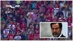 Chants pro-Saddam: l'ambassadeur algérien convoqué, les Irakiens,