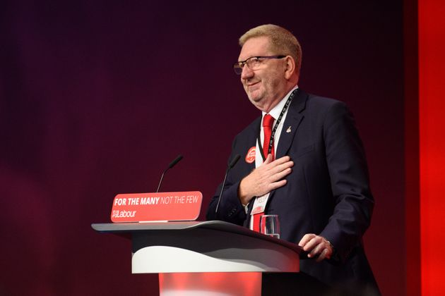 Len McCluskey Says Second Brexit Referendum 'Must Be Left On The