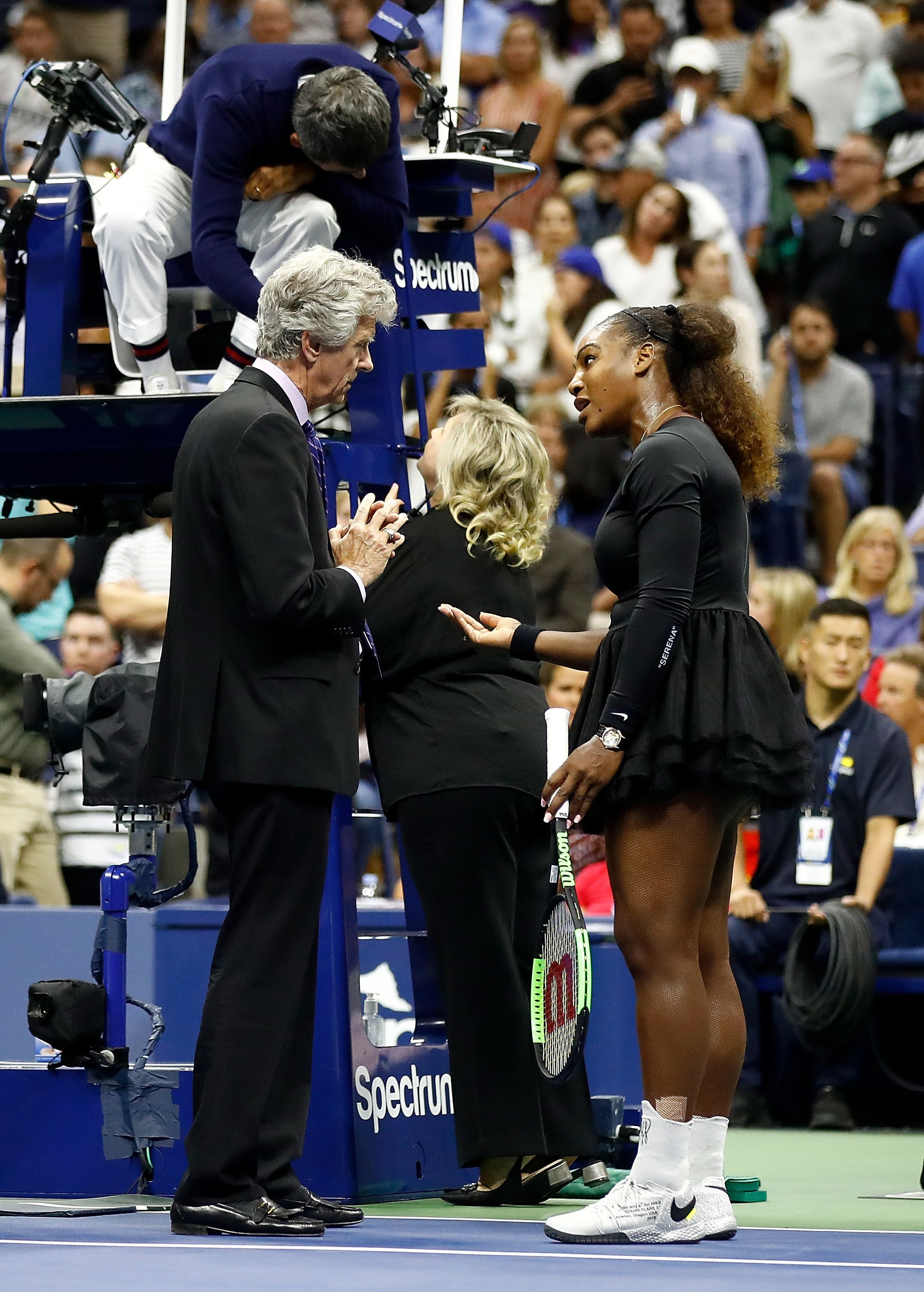 Women React To Serena Williams Sexism Row: 'This Happens To Black Women In The Workplace Every