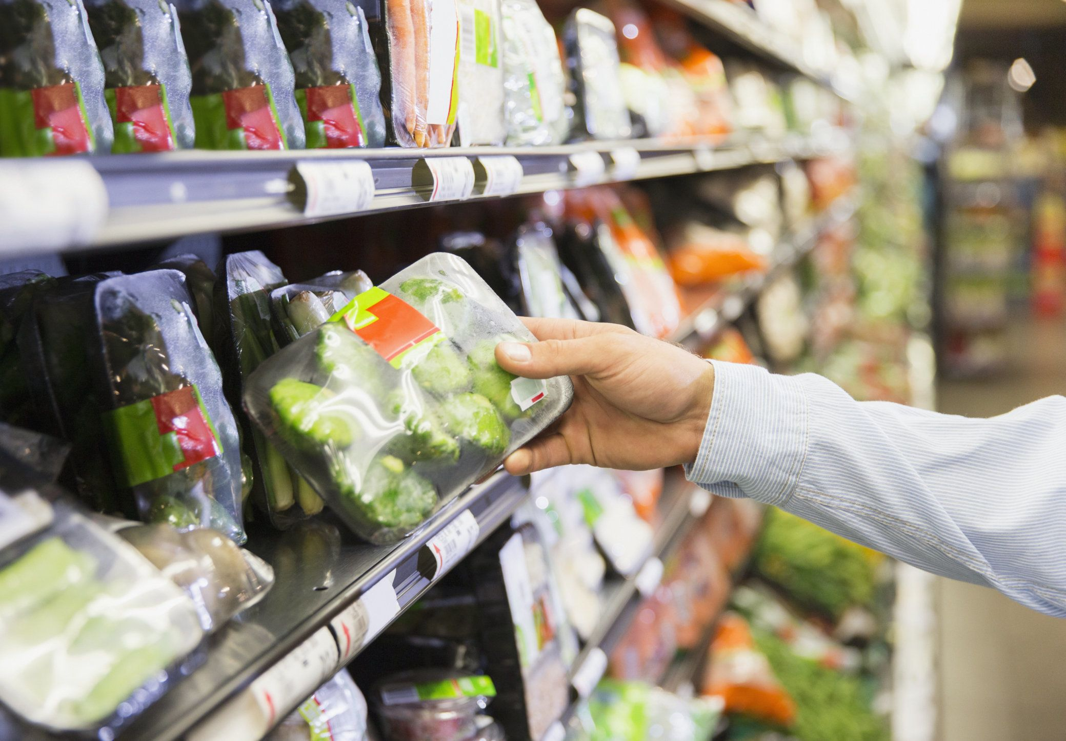 People Care More About How Recyclable Their Food Packaging Is Than How Much Extra It