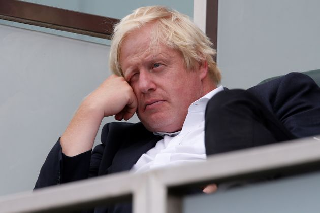 Boris Johnson Rebuked By Downing Street For 'Suicide Vest' Brexit