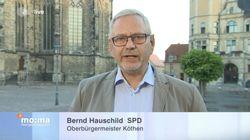 """""""Erschreckend"""": Bürgermeister von Köthen kritisiert im ZDF Polizeieinsatz"""
